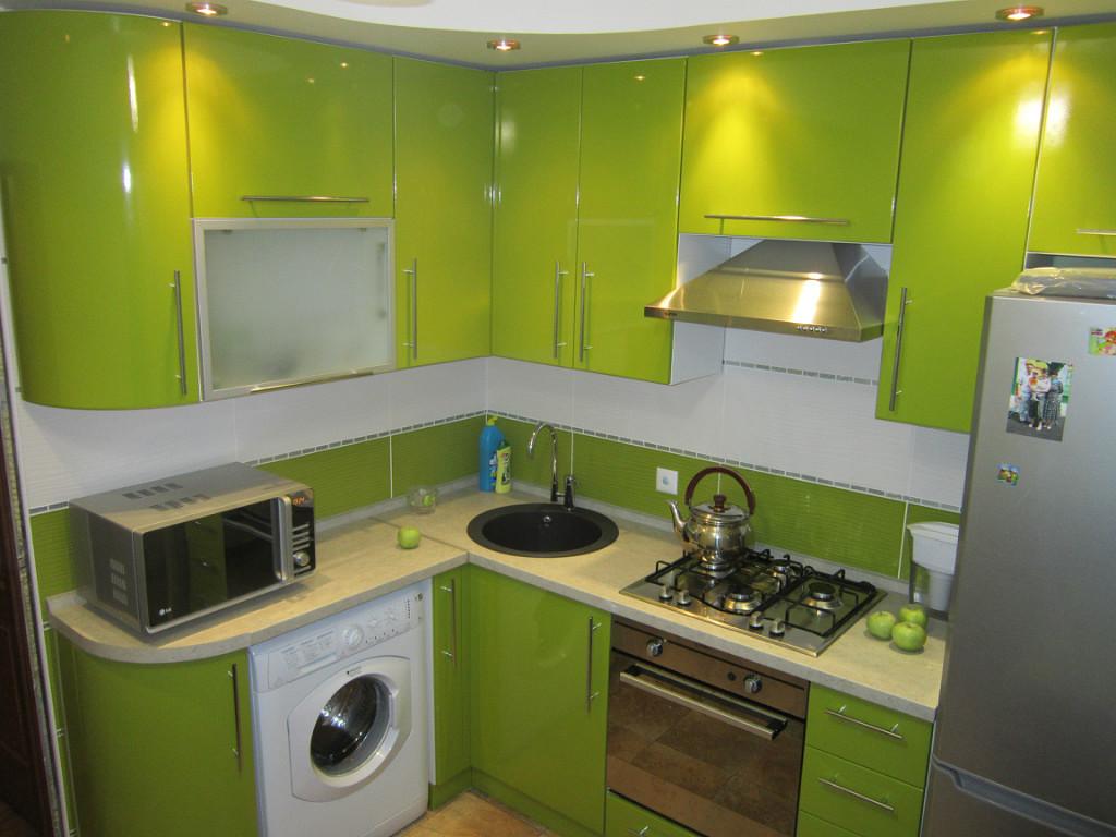 фото небольших угловых кухонь основан различных интервью