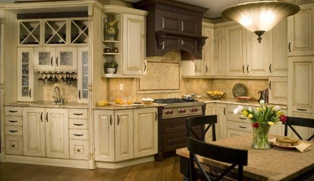 Коричневая кухня: 60 реальных фото, стили, сочетание цветов, советы дизайнера