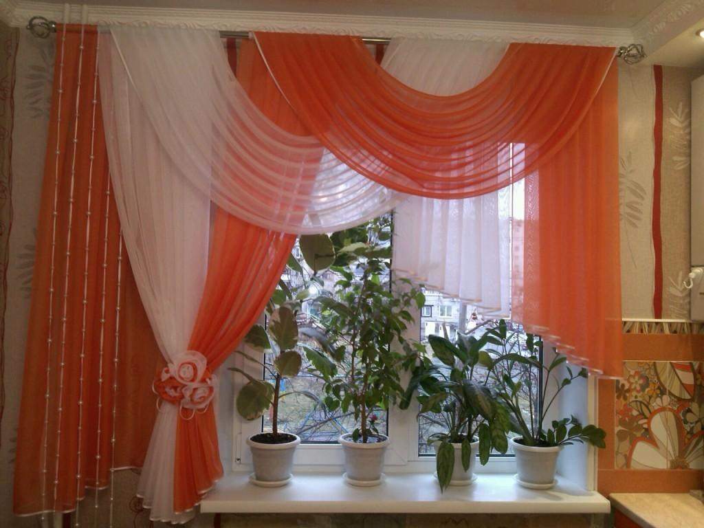 дизайн штор для кухни с балконом фото набережной