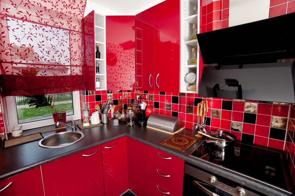 листа варьируются кухонные обои с красным рисунком фото каталоги множества современных сортов