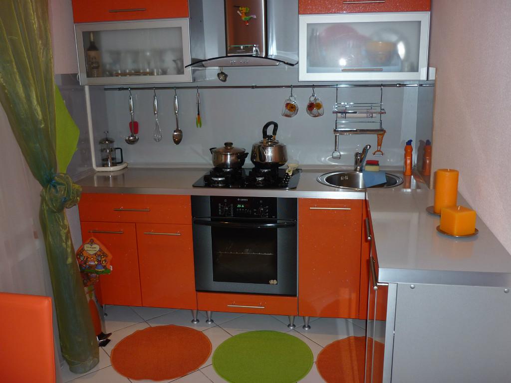 Сочетание цветов в интерьере кухни (реальные фото)