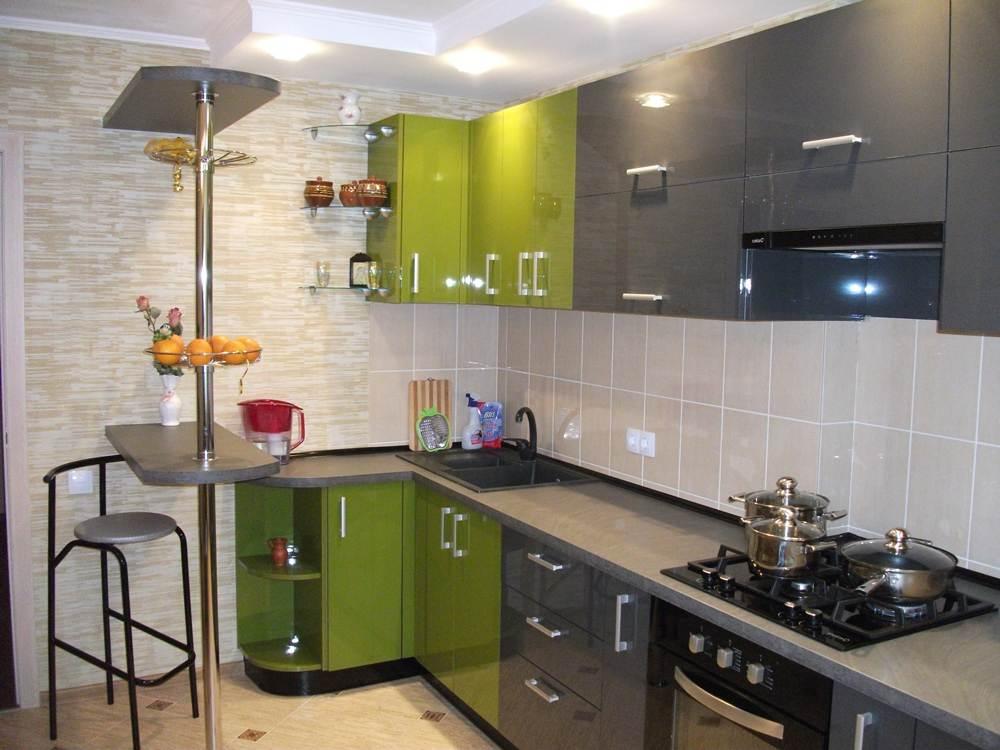 Угловые кухни: 70+ фото реальных интерьеров, стили, правила .