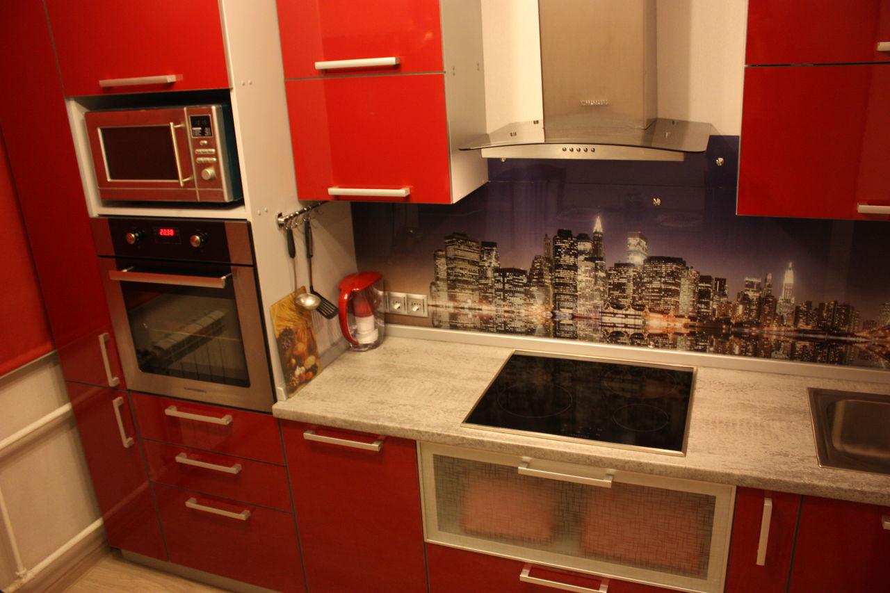 Фото кухни дизайн 3 метра