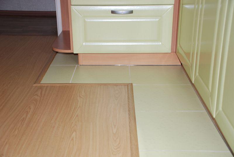 Как сделать полы в кухни