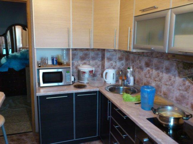Ремонт кухни 7 кв.м фото своими руками